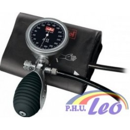 Profesjonalny zintegrowany ciśnieniomierz zegarowy Palm PRO