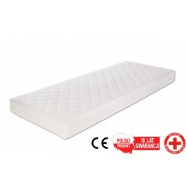 120x200x16 Materac Vitmat Comfort Lux H2- do 80kg