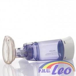 Komora inhalacyjna OptiChamber Diamond Philips Respironics z maską pediatryczną (1-5 lat)