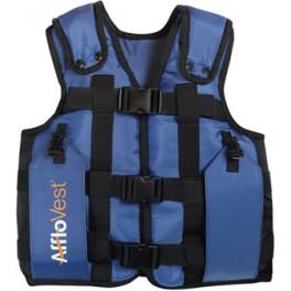 Kamizelka drenażowa Vibra Vest mobilna do rehabilitacji oddechowej nowy model Aflo Vest