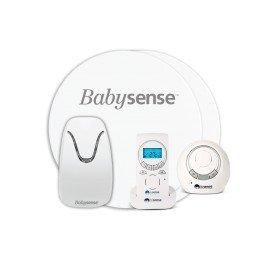 Monitor oddechu BABYSENSE 7 z nianią elektroniczną 2w1 (BABYSENSE BUNDLE)