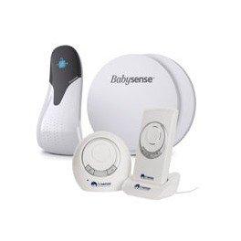 Zestaw Easy Monitor oddechu BABYSENSE 5 z nianią elektroniczną