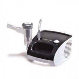 Inhalator pneumatyczny tłokowy z systemem zaworów FLAEM RESPIR AIR