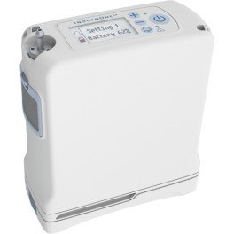 Najnowszy Koncentrator tlenu przenośny Inogen One G4 Mały Mobilny Tylko 1,27 kg