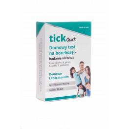 TickQuick - domowy test na boreliozę (badanie kleszcza)