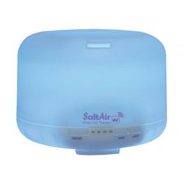 Generator suchego aerozolu solnego SaltAir UV Salinizer z lampą UV do dezynfekcji zbiornika z solanką